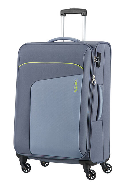 Powerup Nelipyöräinen matkalaukku 66cm