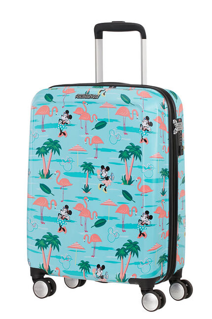 Funlight Disney Nelipyöräinen matkalaukku 55cm