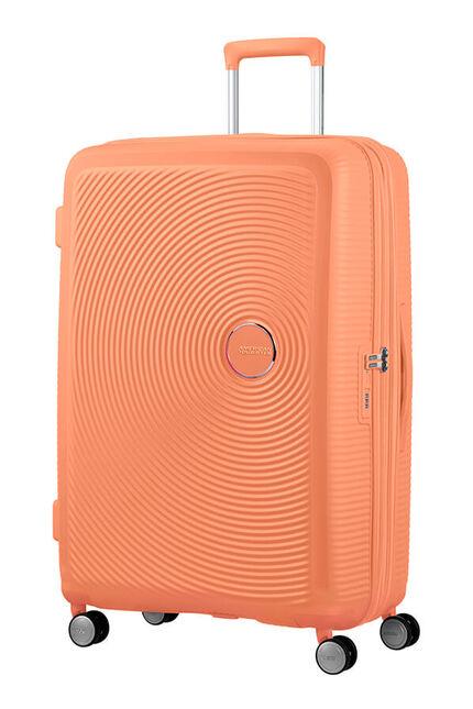 Soundbox Nelipyöräinen laajennettava matkalaukku 77cm
