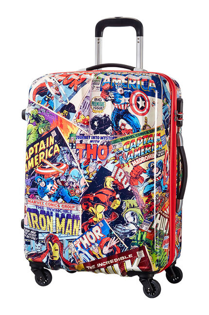 Marvel Legends Nelipyöräinen laukku M
