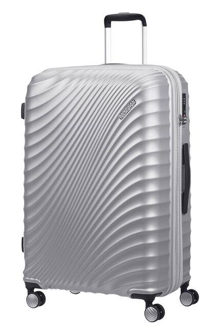 Jetglam Nelipyöräinen laajennettava matkalaukku 77cm