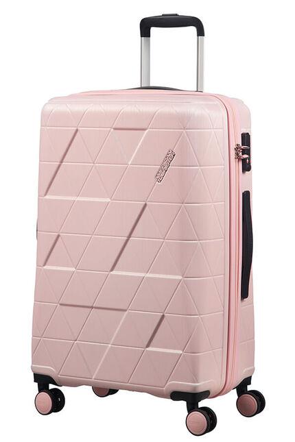 Triangolo Nelipyöräinen matkalaukku 67cm