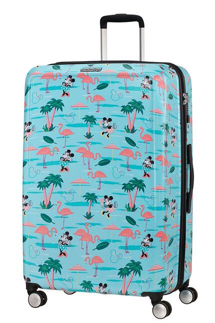 Funlight Disney Nelipyöräinen matkalaukku 77cm