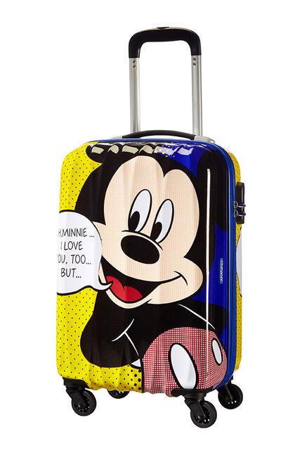 Disney Legends Nelipyöräinen laukku S