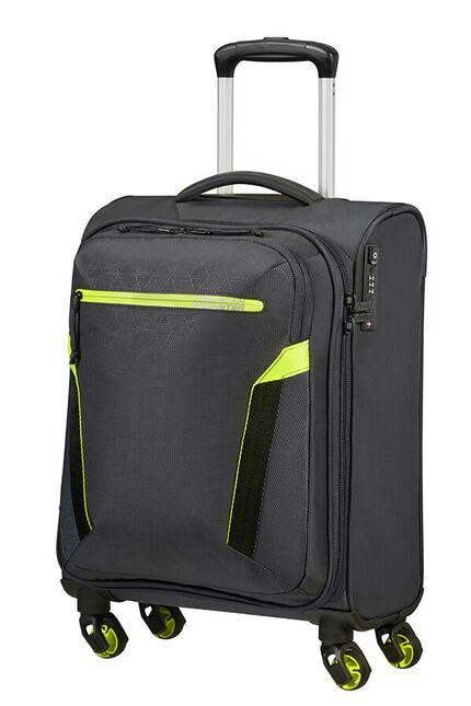 At Eco Spin Nelipyöräinen matkalaukku 55cm (20cm)