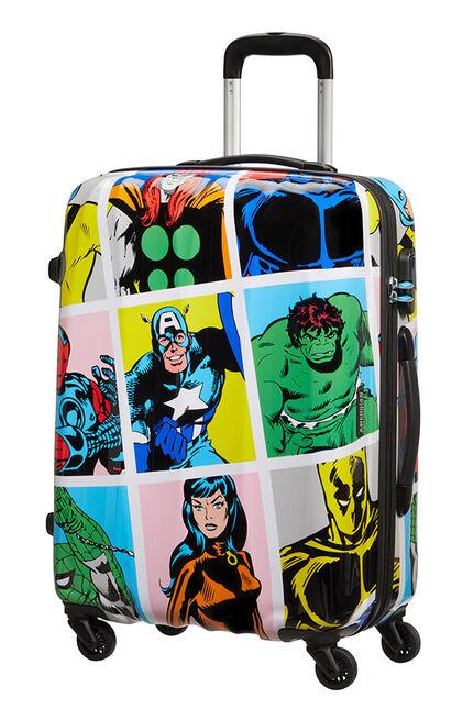 Marvel Legends Nelipyöräinen matkalaukku 65cm