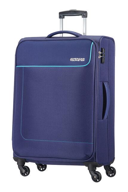 Funshine Nelipyöräinen matkalaukku 66cm