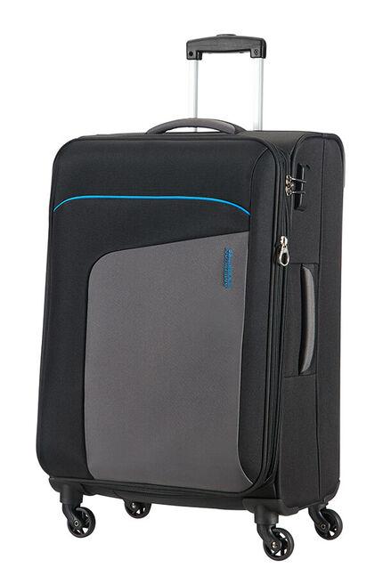 Powerup Nelipyöräinen laukku 66cm