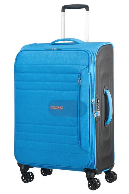 Sonicsurfer Nelipyöräinen matkalaukku 68cm