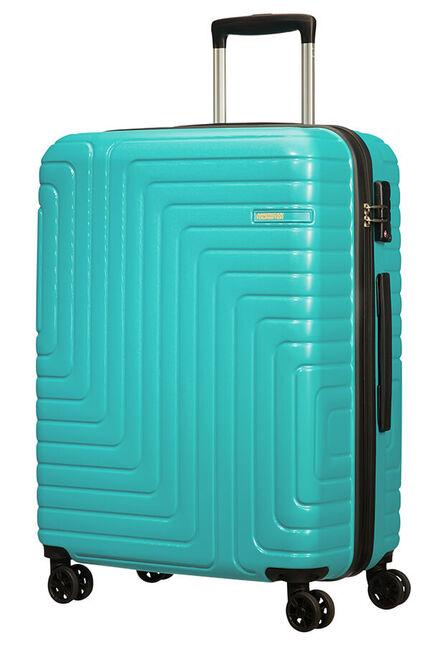 Mighty Maze Nelipyöräinen matkalaukku 67cm