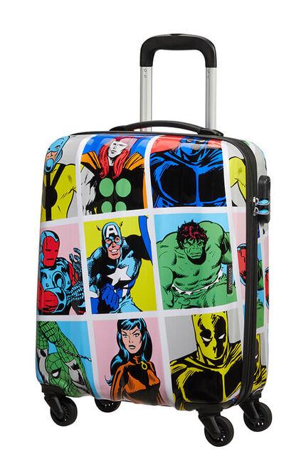 Marvel Legends Nelipyöräinen matkalaukku 55cm (20cm)