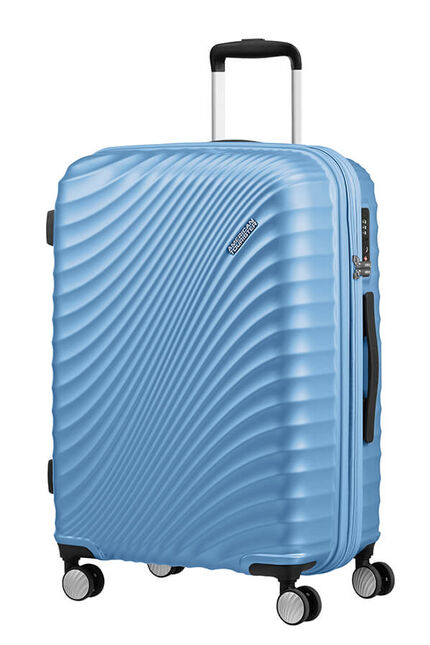 Jetglam Nelipyöräinen laajennettava matkalaukku 67cm