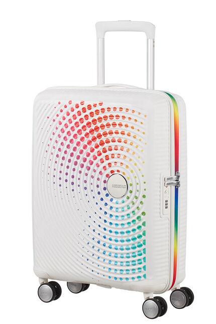 Soundbox Nelipyöräinen matkalaukku 55cm