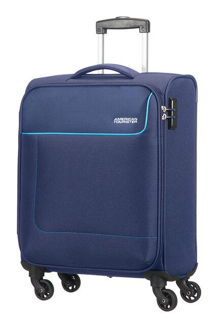 Funshine Nelipyöräinen matkalaukku 55cm
