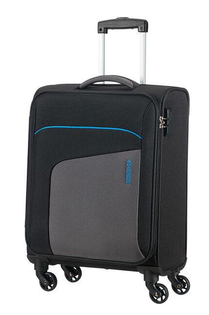 Powerup Nelipyöräinen laukku 55cm
