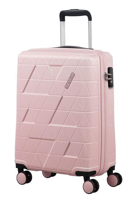 Triangolo Nelipyöräinen matkalaukku 55cm