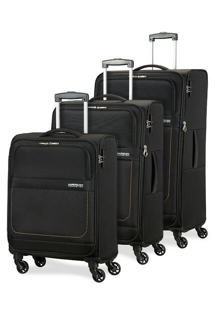 Trainy Luggage Set
