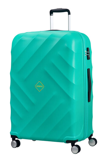 Crystal Glow Nelipyöräinen matkalaukku 76cm