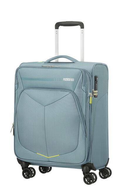 Summerfunk Nelipyöräinen laajennettava matkalaukku 55cm